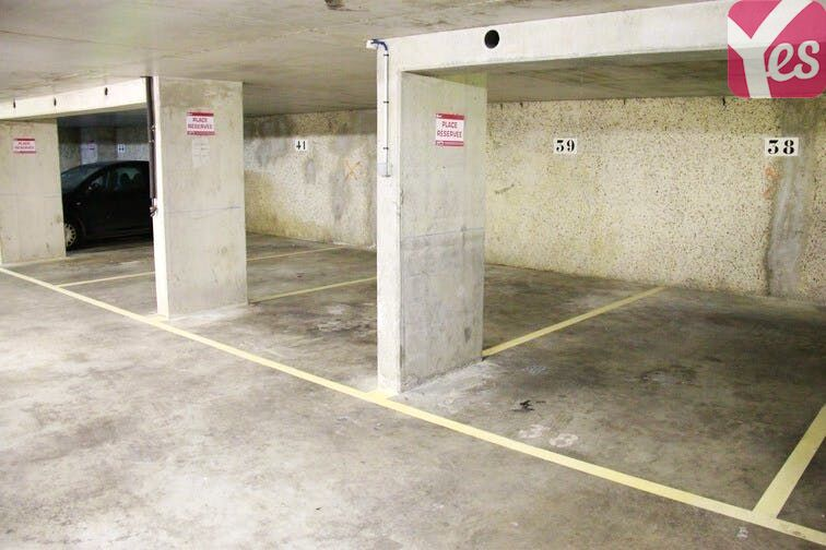 Parking Télégraphe sécurisé