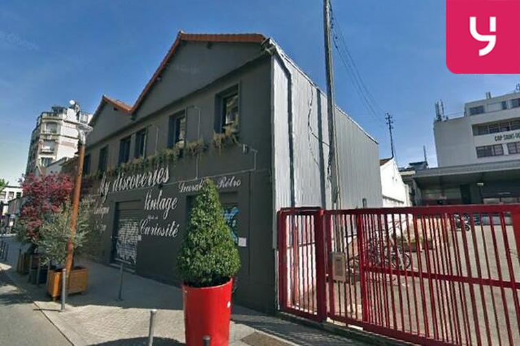 Parking Rue Paul Bert - Saint-Ouen (aérien) garage