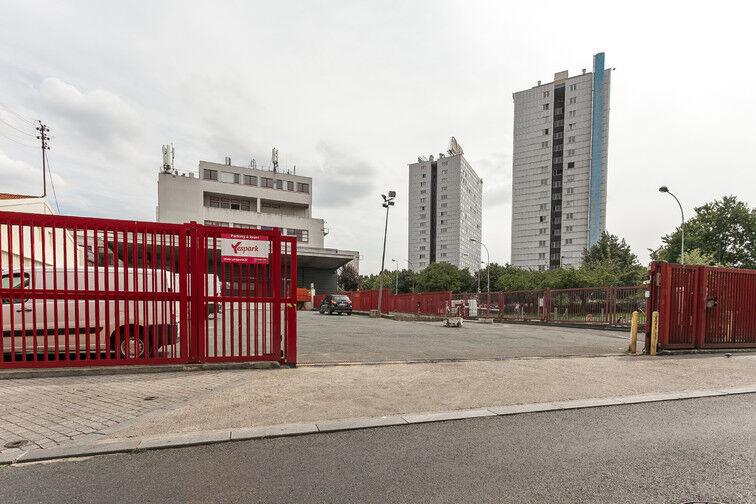 Parking Rue Paul Bert - Saint-Ouen (aérien) caméra