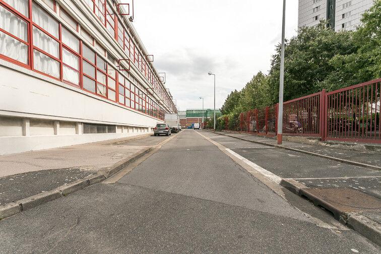 Parking Rue Paul Bert - Saint-Ouen (aérien) gardien