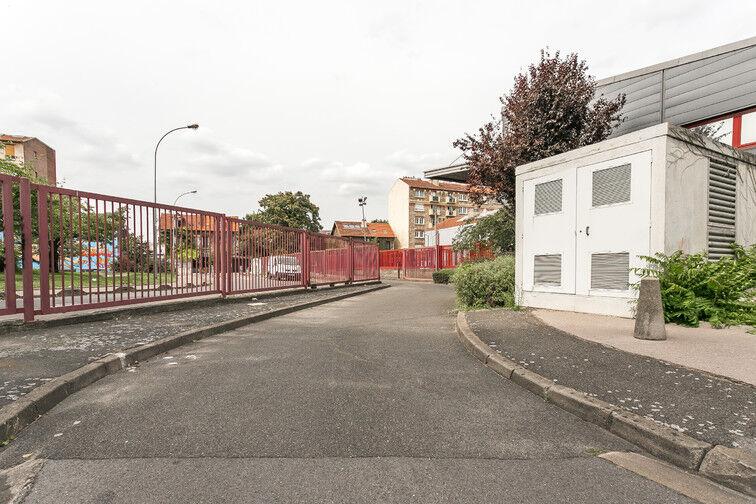 Parking Rue Paul Bert - Saint-Ouen (aérien) sécurisé