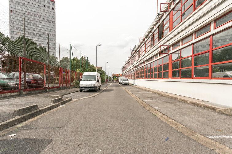 Parking Rue Paul Bert - Saint-Ouen (aérien) en location