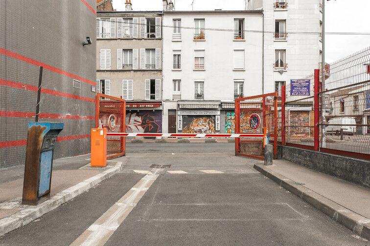 Parking Rue Paul Bert - Saint-Ouen (aérien) 24/24 7/7