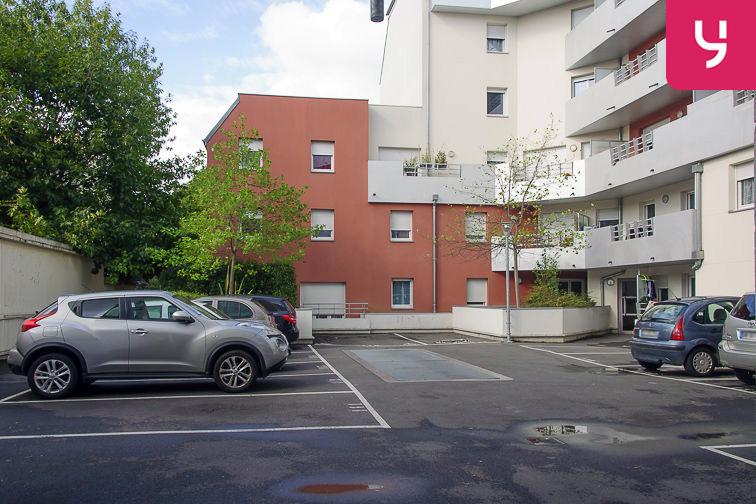 Parking Centre-ville - Livry-Gargan (aérien) avis