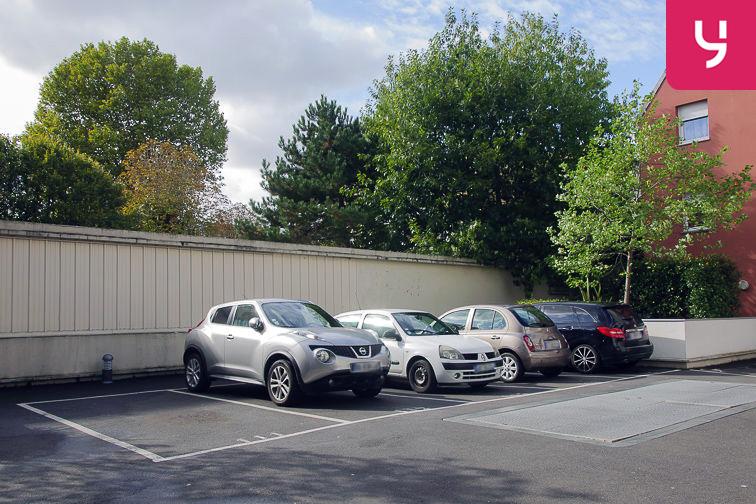 Parking Centre-ville - Livry-Gargan (aérien) location mensuelle