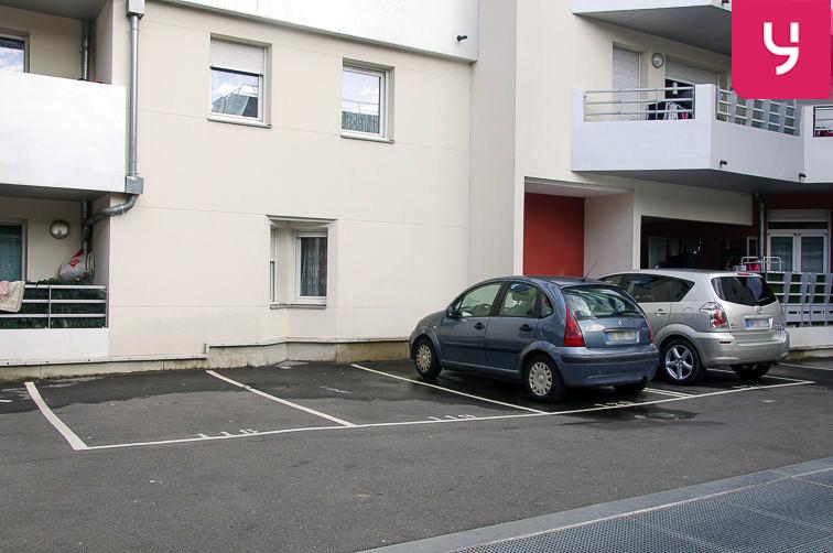 Parking Centre-ville - Livry-Gargan (aérien) 24/24 7/7