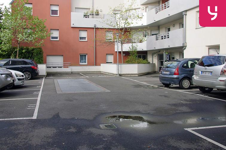 Parking Centre-ville - Livry-Gargan (aérien) à louer
