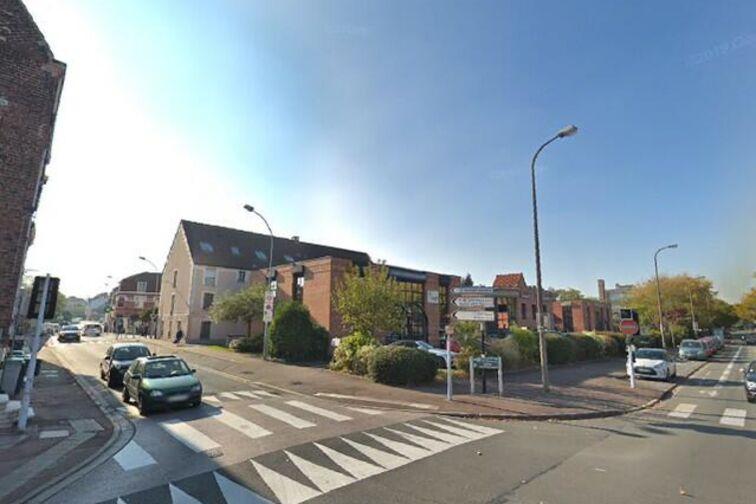 Location parking Pharmacie du Baroeul - Rue Jules et Fernand Delcenserie - Marcq-en-Barœul - Parking Souterrain