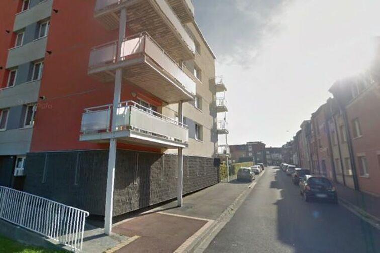 Parking La Poste - Rue Moreau - Marcq-en-Barœul - Parking Souterrain sécurisé