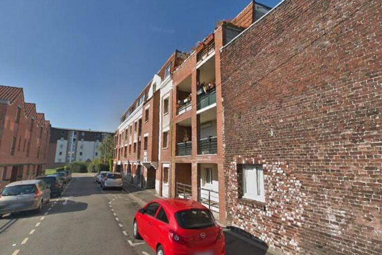 Location parking Ecole Elémentaire Edmond Rostand - Allée des Iris - La Madeleine - Parking Souterrain