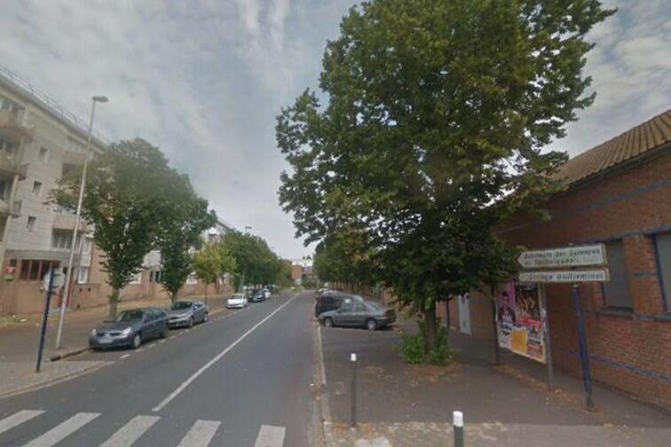 Parking Collège Guilleminot - Rue des Arbres - Dunkerque - Parking Souterrain sécurisé