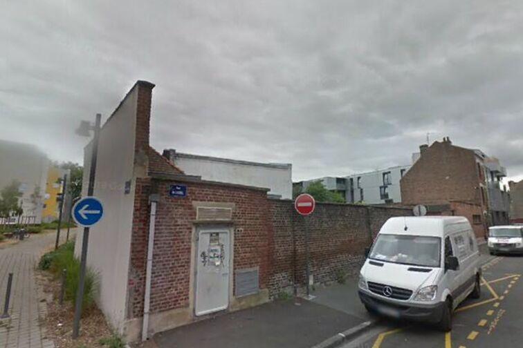 Parking Ecole Desbordes-Valmore - Rue de Cassel - Lille - Parking Souterrain 60 RUE DE CASSEL