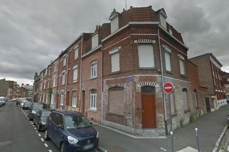 Parking Ecole Desbordes-Valmore - Rue de Cassel - Lille - Parking Souterrain sécurisé