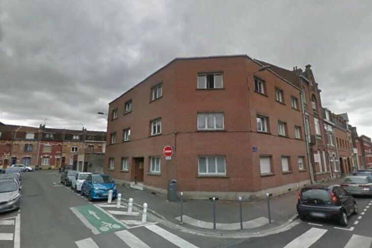 Parking Ecole Desbordes-Valmore - Rue de Cassel - Lille - Parking Souterrain 24/24 7/7