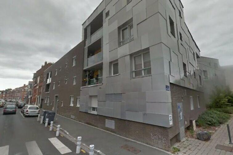 Location parking Ecole Desbordes-Valmore - Rue de Cassel - Lille - Parking Souterrain