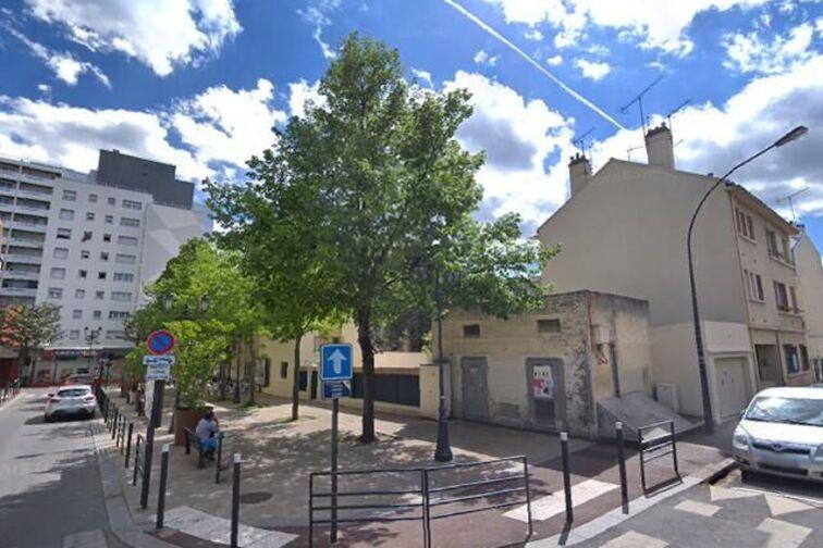 Parking École Élémentaire Paul Vaillant-Couturier - Crégoire Colas - Argenteuil - Parking Souterrain souterrain