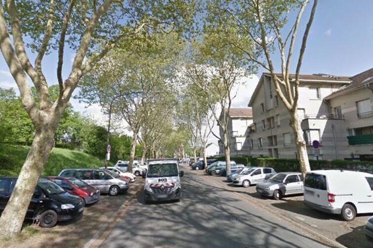 Parking Parc de la butte des châtaigniers - Youri Gagarine - Argenteuil - Parking Souterrain caméra