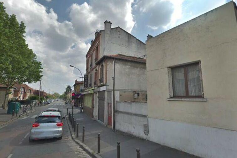 Parking Stade Jean Jaurès - Général Delambre - Argenteuil - Box Souterrain 142 boulevard du Général Delambre