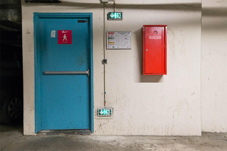 Parking Rue du 15 août - Bezons location mensuelle