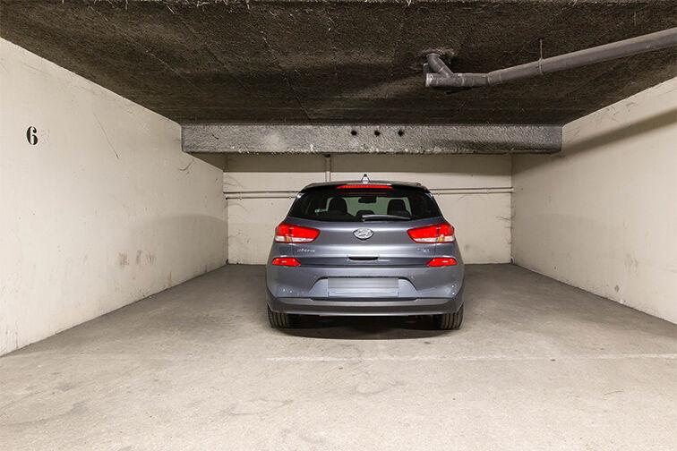 Parking Rue du 15 août - Bezons gardien