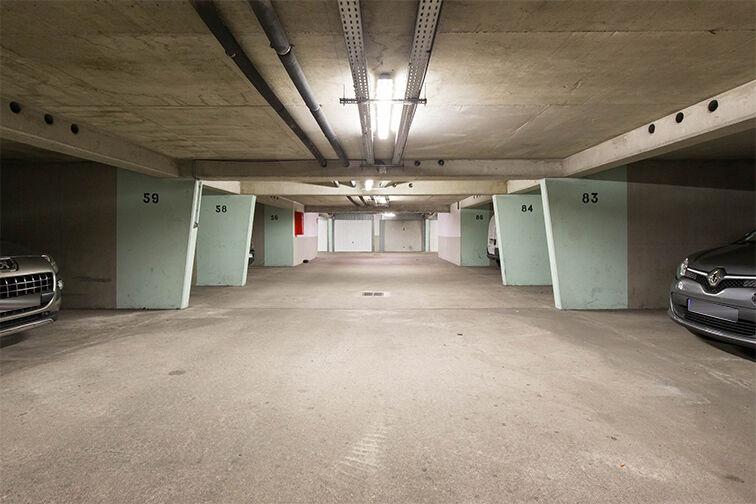 Parking Rue du 15 août - Bezons sécurisé