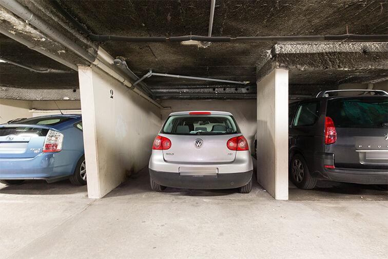 Parking Rue du 15 août - Bezons souterrain