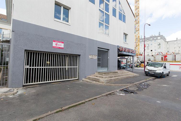 Parking Rue du 15 août - Bezons caméra