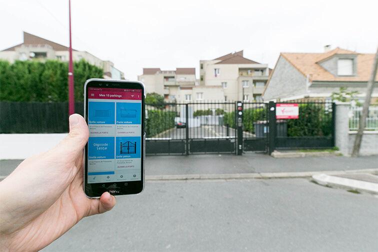 location parking Parc Bettancourt - Bezons - Box
