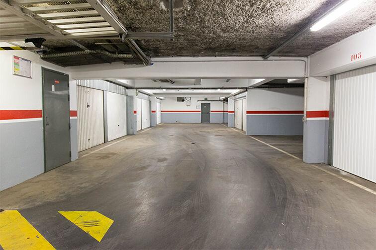 Parking Ecole Karl Marx - Bezons gardien