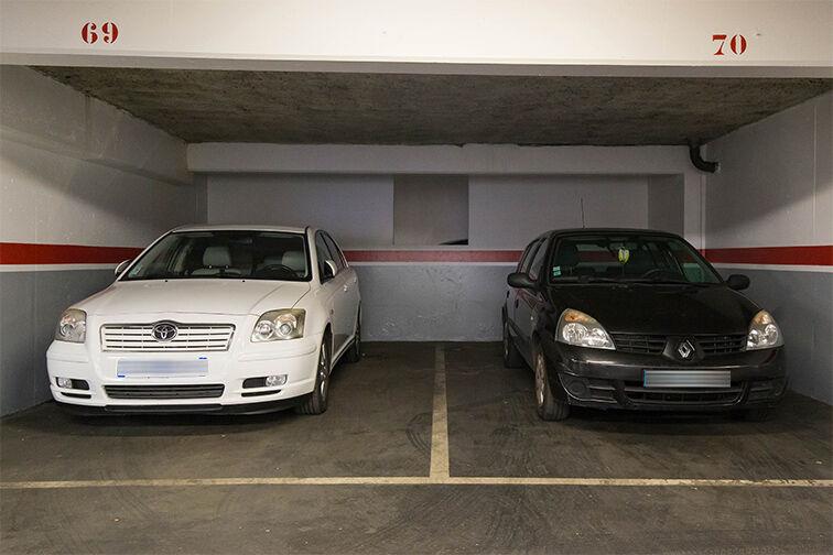 Parking Ecole Karl Marx - Bezons souterrain