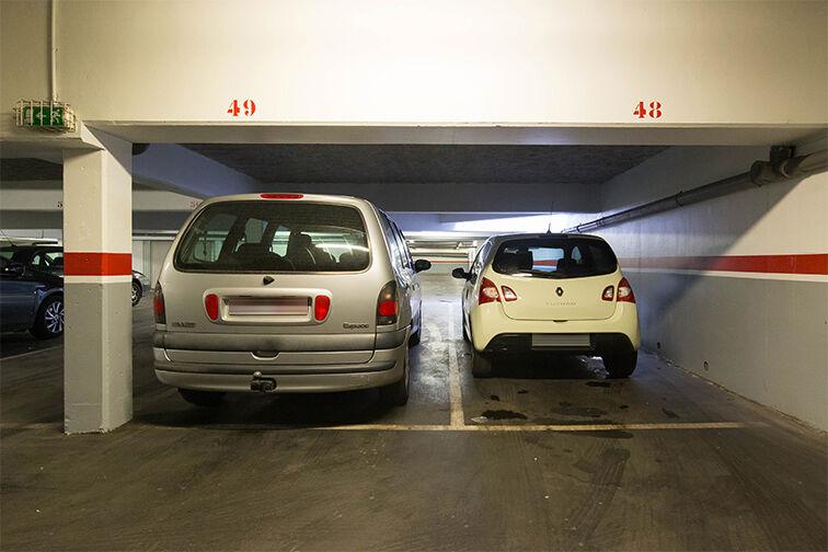 Parking Ecole Karl Marx - Bezons box