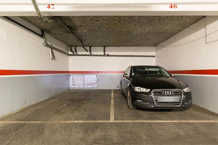 Parking Ecole Karl Marx - Bezons sécurisé