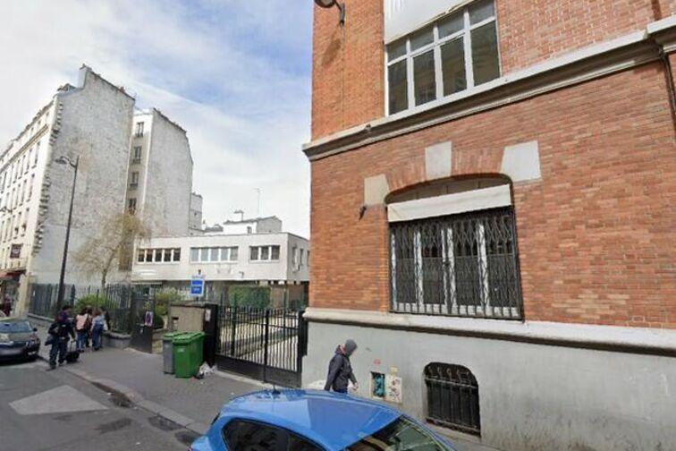 location parking Rue Bougry - La Chapelle - Paris
