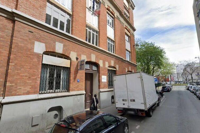 Parking Rue Bougry - La Chapelle - Paris à louer