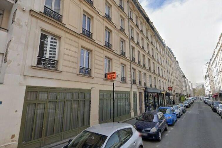 Parking Rue Bougry - La Chapelle - Paris location mensuelle