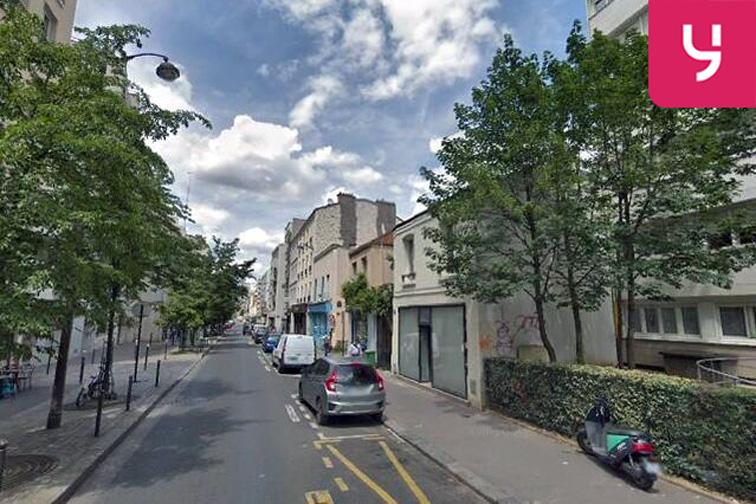 location parking Métro Porte d'Ivry - Paris