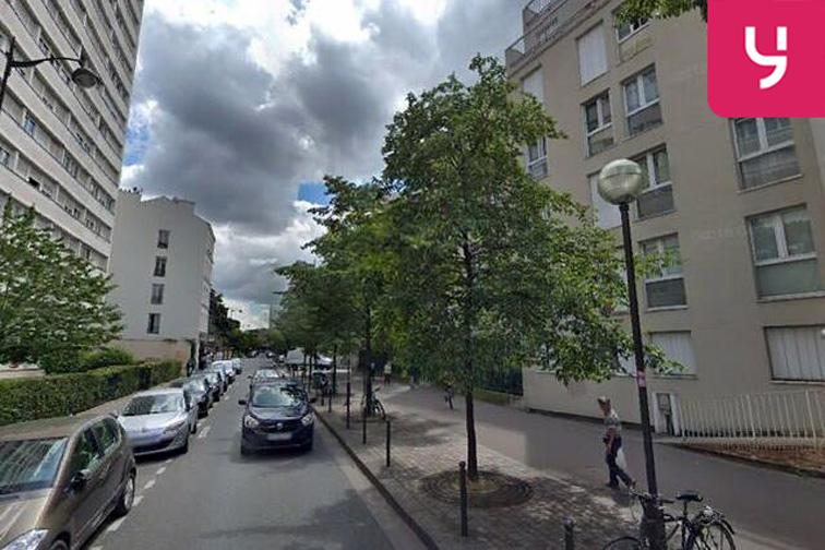 Parking Métro Porte d'Ivry - Paris avis