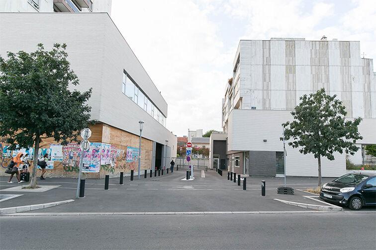 Parking Cathédrale Saint Louis - Choisy-le-Roi (niveau -4) location