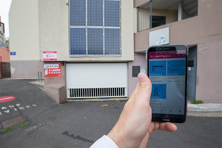Location parking Mairie de Saint-Maurice
