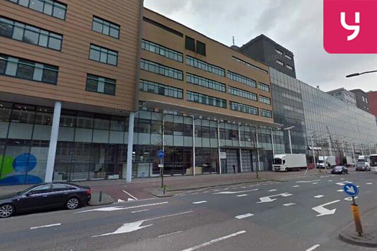 Parkeerplats Den Haag - Laakhaven Oost ondergrond