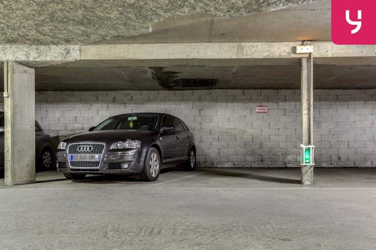 Parking Charpennes - Villeurbanne (place moto) en location