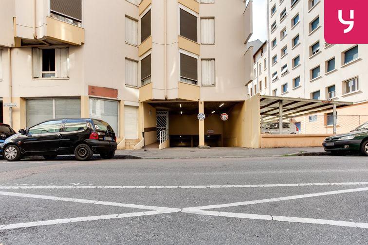 Parking Charpennes - Villeurbanne (place moto) location
