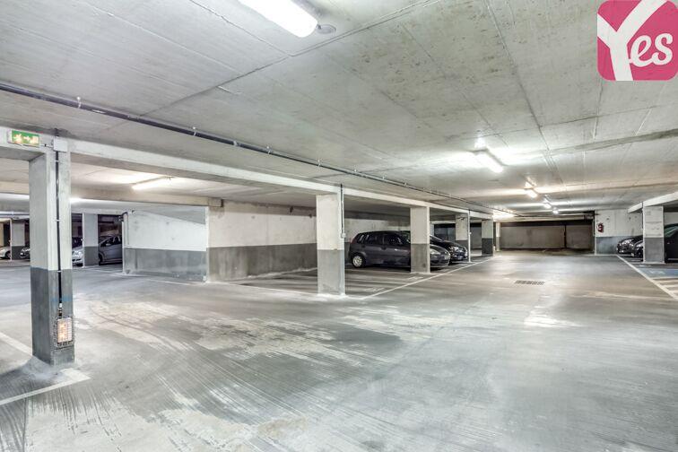 Parking Atlantis - Massy location