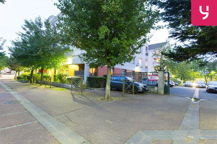 Parking Médiathèque Boris Vian - Avenue Georges Brassens - Chevilly-Larue (place double) souterrain
