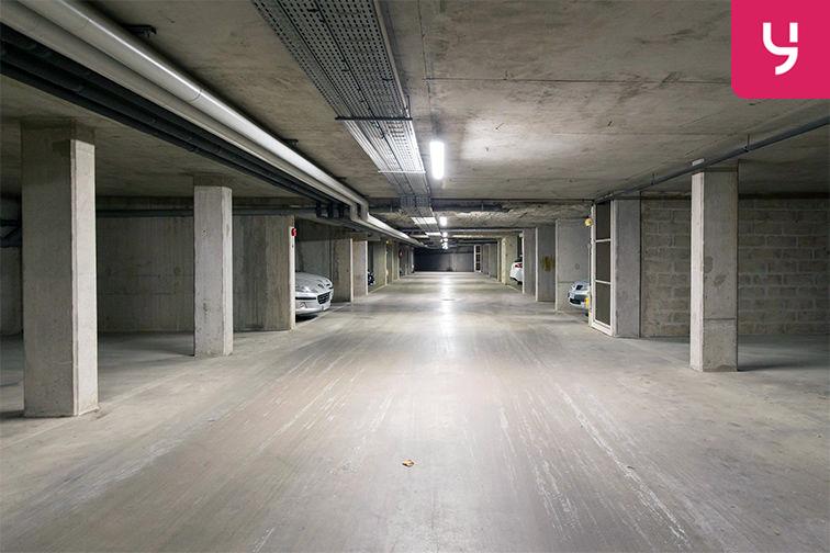Parking Médiathèque Boris Vian - Avenue Georges Brassens - Chevilly-Larue (place double) location