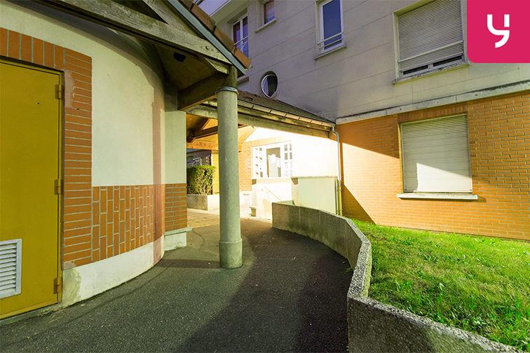 Parking Médiathèque Boris Vian - Avenue Georges Brassens - Chevilly-Larue (place double) garage