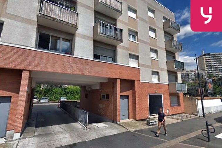 location parking Cimetière de Vanves - rue Sadi Carnot - Vanves (place moto)