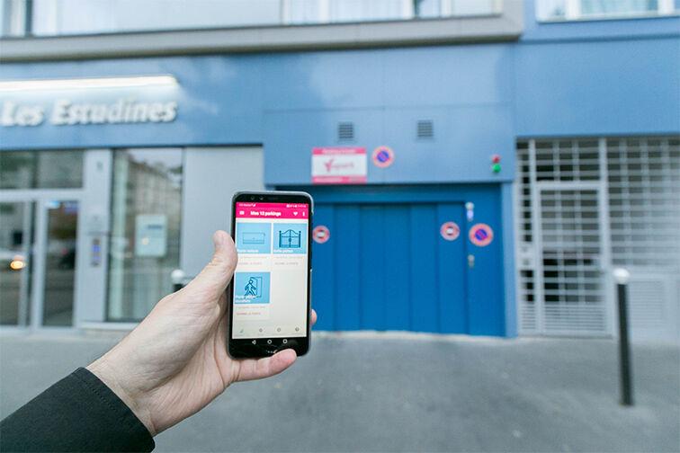 location parking Pierre et Marie-Curie - Ivry-sur-Seine