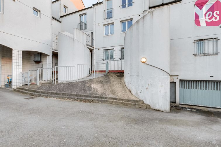 Parking Lucie-Aubrac - Les Lilas 37 rue de Romainville