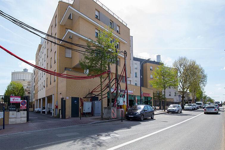 Parking Parc Frédéric Pic - Clamart location mensuelle